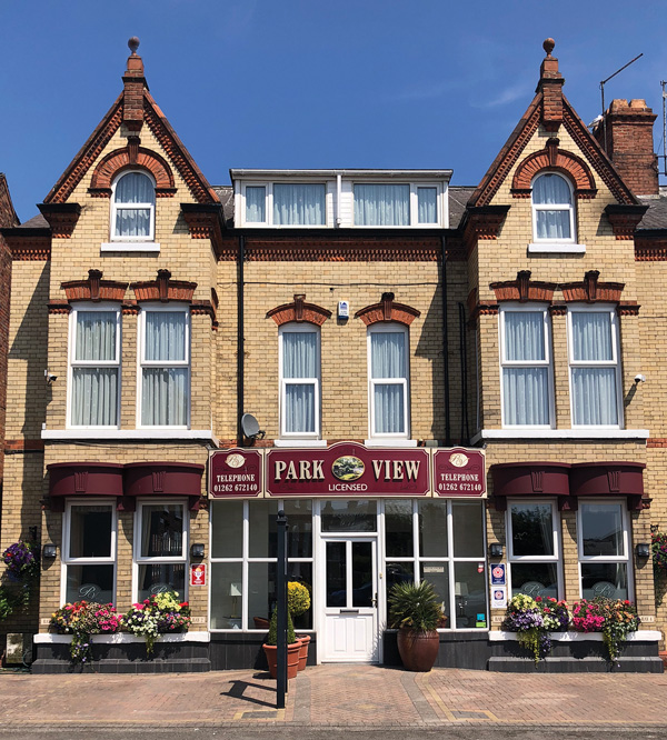 Park View Guest House Bridlington